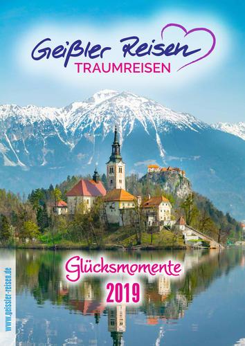 Geißler Reisen Katalog 2019