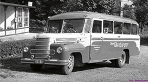 Der Eilenburger 1958