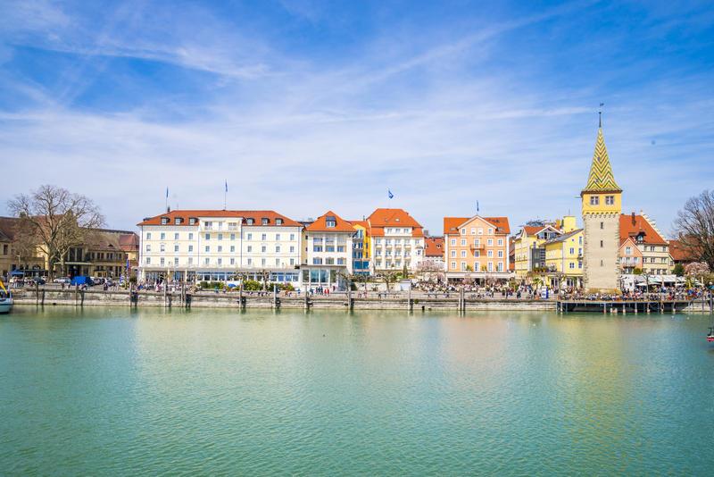 """Seefestspiele in Bregenz & Schifffahrt - Friedrichshafen am Bodensee mit """"Rigoletto"""" auf der Seebühne"""