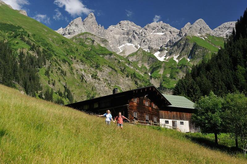 Oberstdorf - Urlaub für Jung und Alt