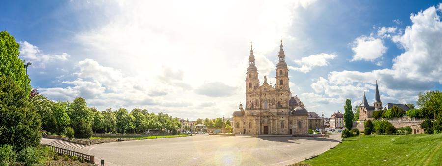 Fulda - Mit Besuch des Musicals