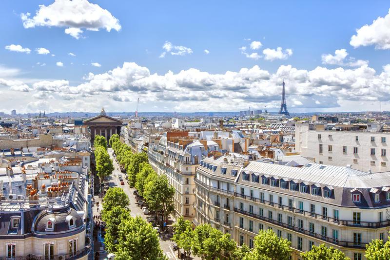 Paris - Die Stadt an der Seine zum Entdecken und Genießen