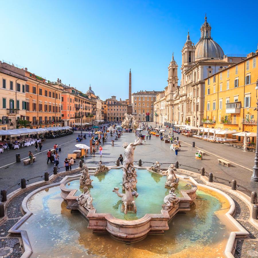 Rom – die ewige Stadt - Gelebte Geschichte mit Sagen und Mythen