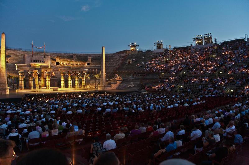 Opernfestspiele in Verona - Der Troubadour mit Anna Netrebko