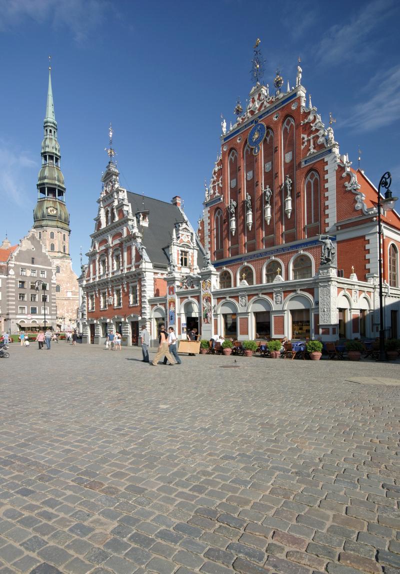Zauberhaftes Baltikum - Schönheiten an der Ostsee