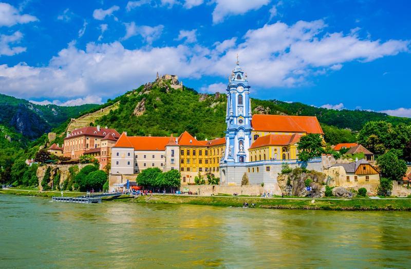 Charmantes Wien - Wienerwald, Wachau und Burgenland