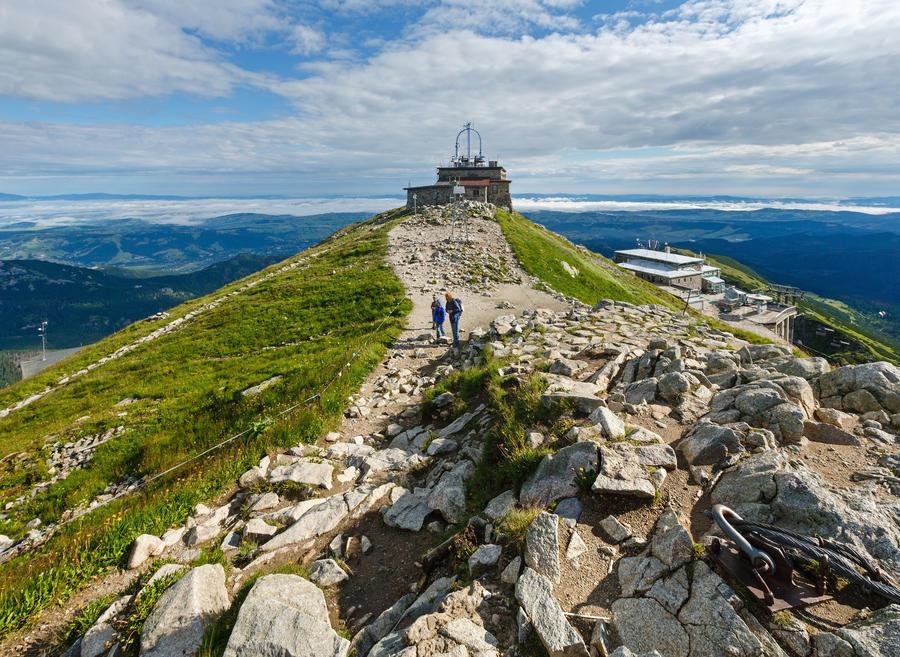 Südpolen - Urlaub im Riesengebirge