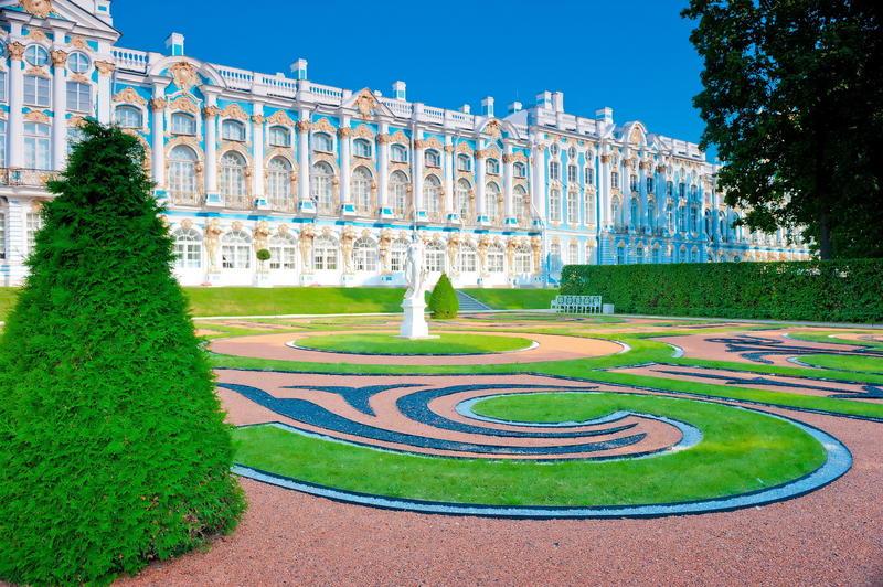 St. Petersburg - Venedig des Nordens
