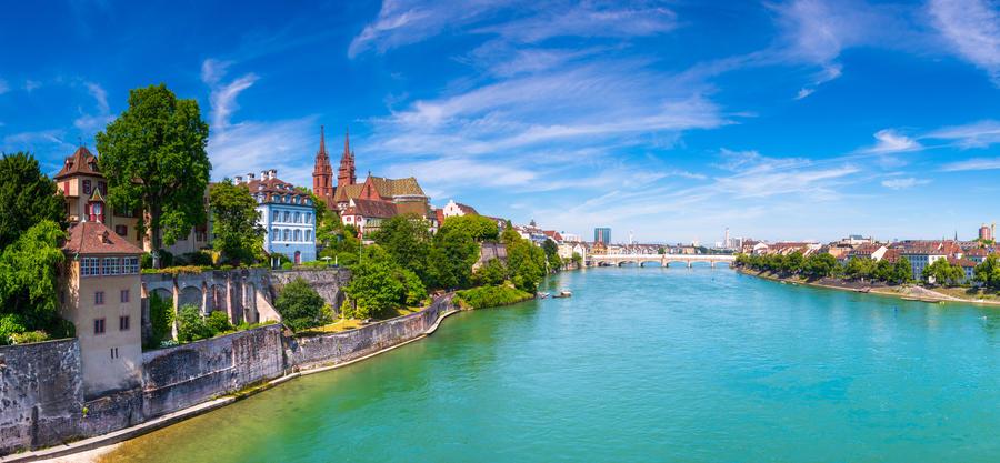 Rhein-Erlebnis Kurs Basel -