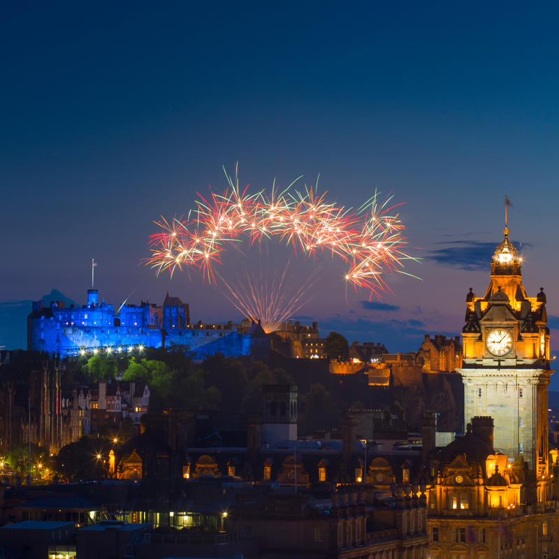 "Edinburgh ""Royal Military Tattoo"" - das besondere Musikerlebnis"
