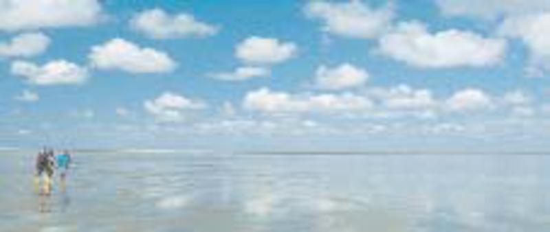 Büsum - Urlaub am Wattenmeer